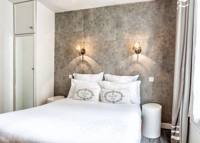 white Bedroom living room bed frame textile Suite