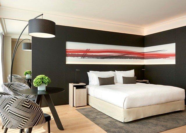 Bedroom living room bed frame Suite