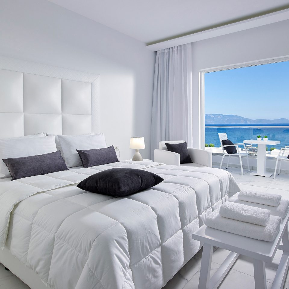 property Bedroom Suite white living room bed sheet cottage condominium