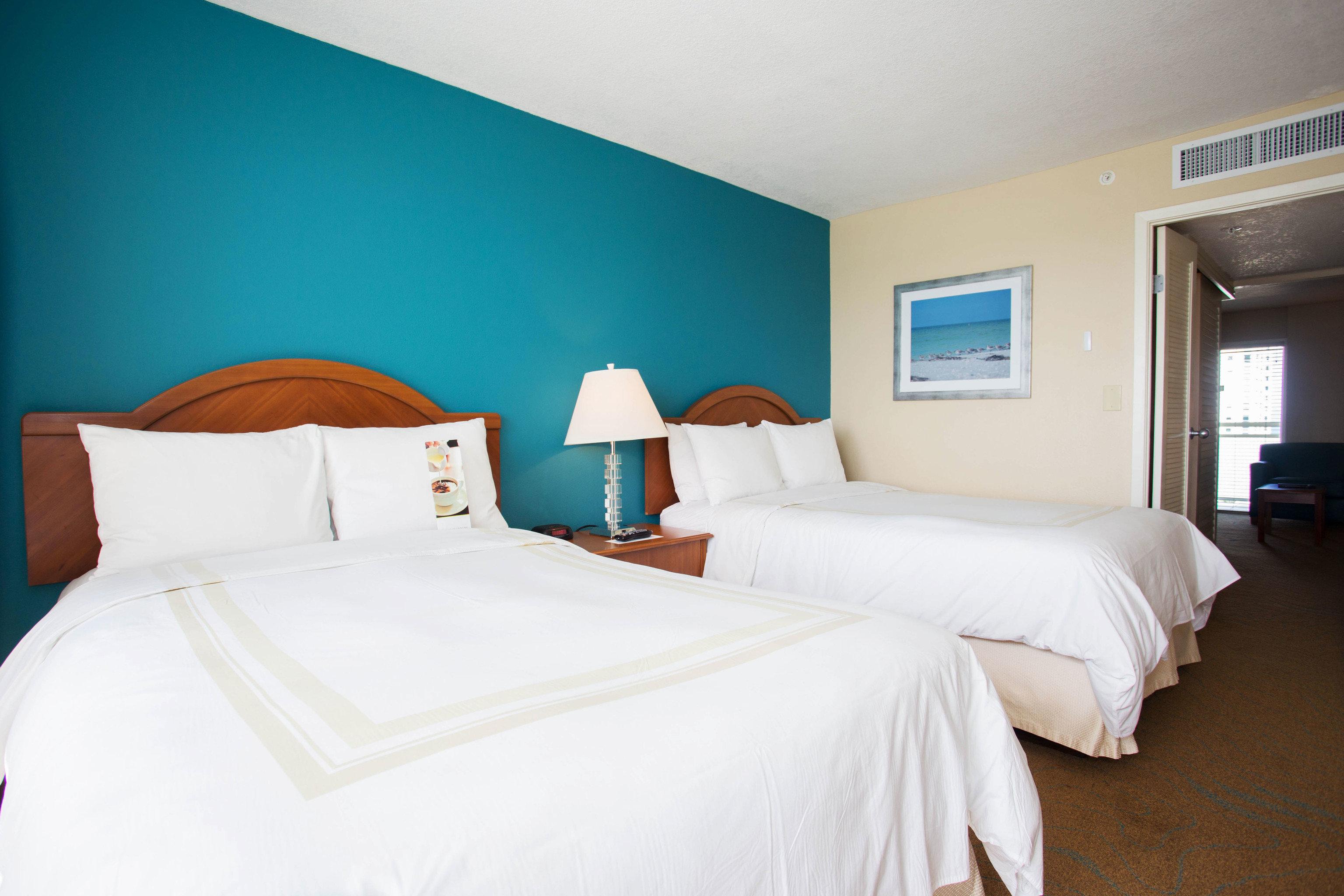 property Bedroom scene Suite cottage bed sheet