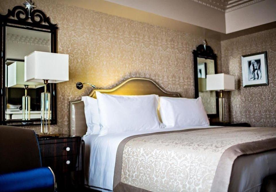 sofa property Bedroom Suite cottage home bed sheet tan