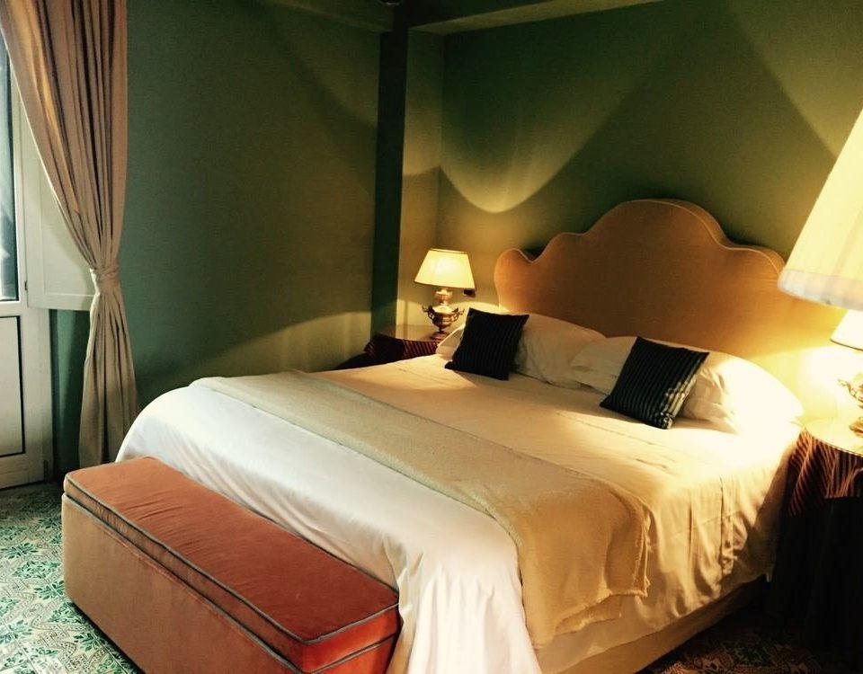 Bedroom Suite night cottage bed sheet lamp
