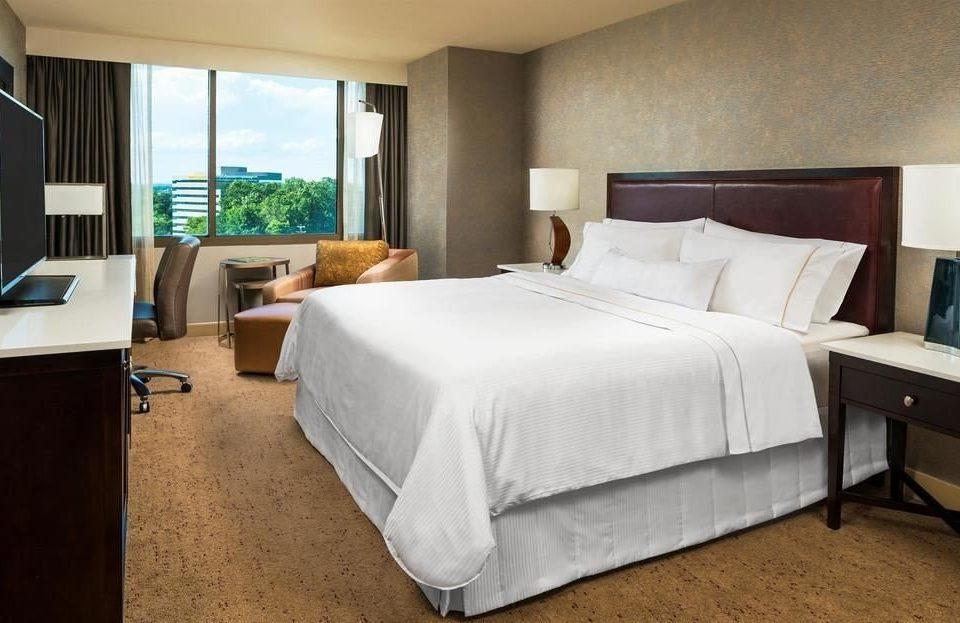 Bedroom property desk Suite cottage home bed sheet flat