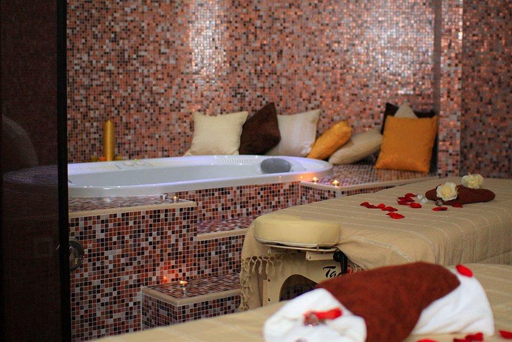 Bedroom Suite bed sheet cottage orange flooring