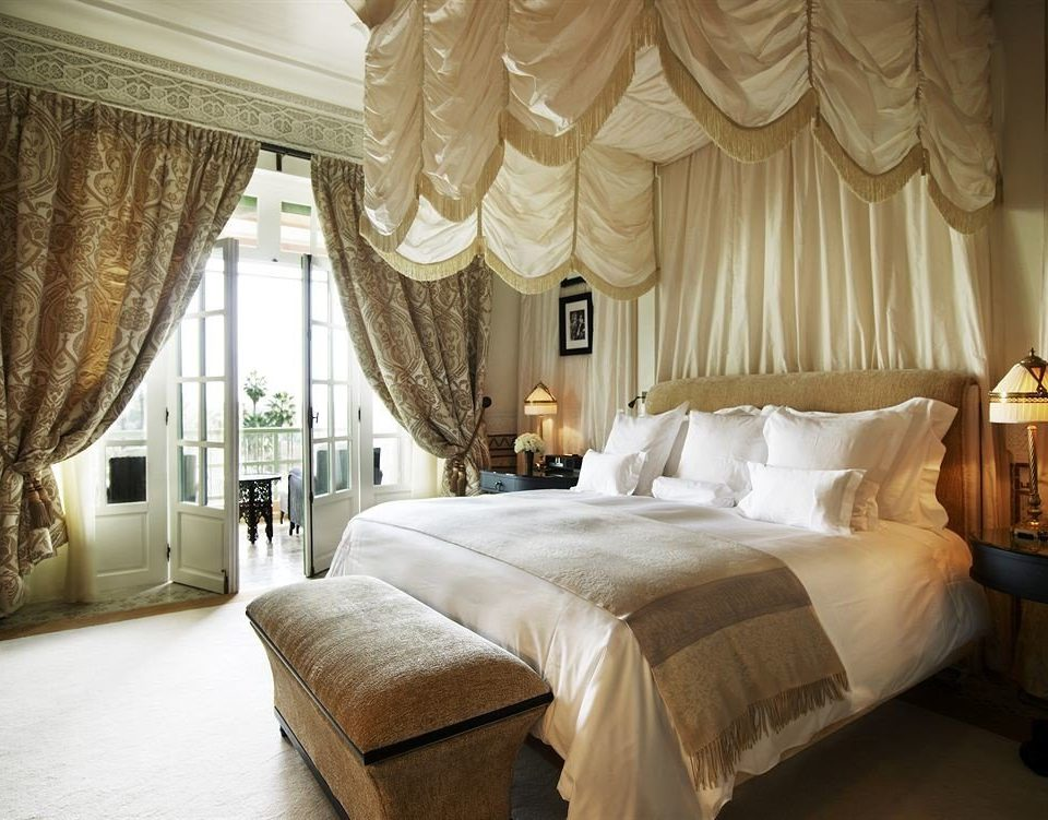 curtain property Bedroom Suite textile window treatment bed sheet