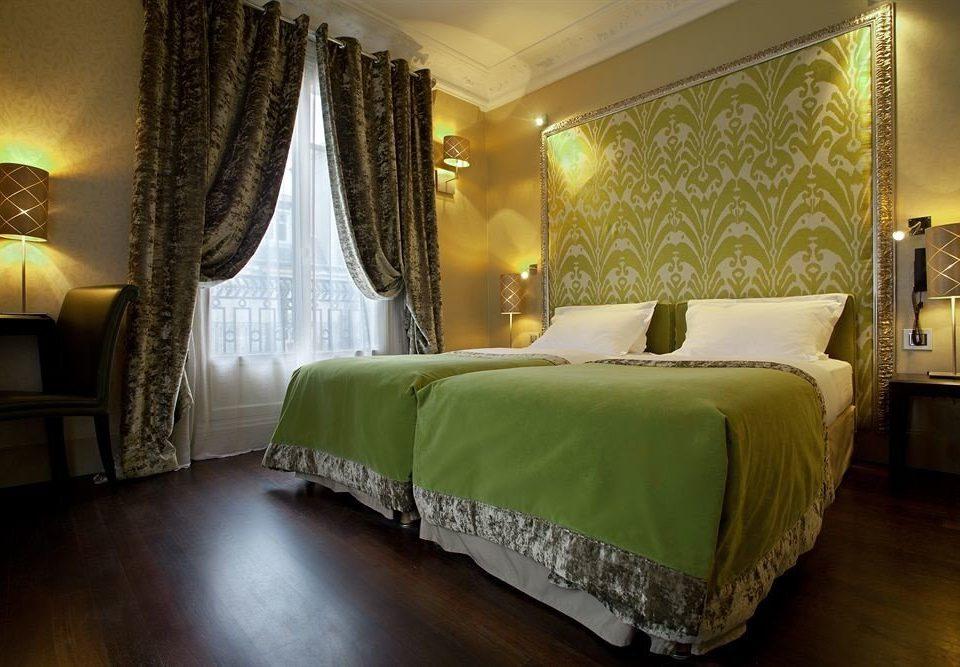 sofa Bedroom Suite pillow green lamp bed sheet