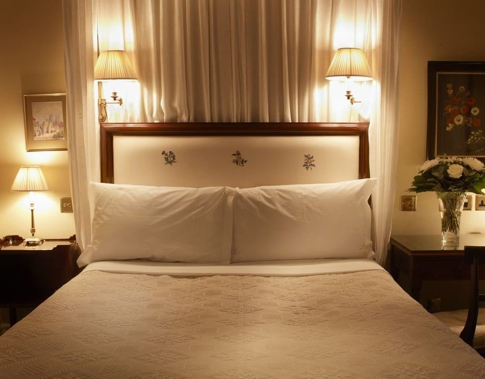 Bedroom Suite bed sheet light pillow night lamp