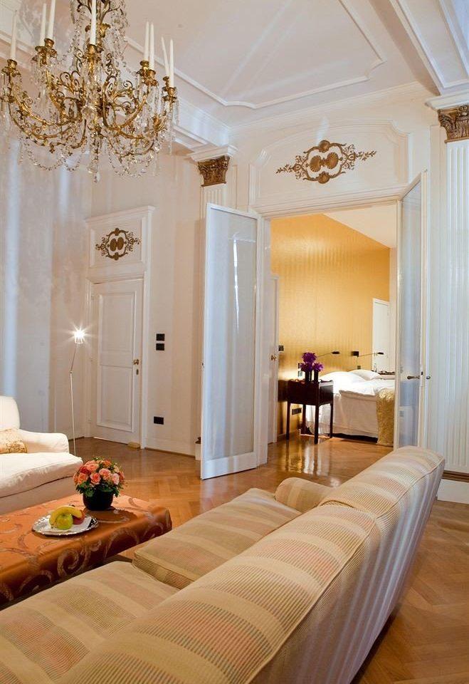 property Suite Bedroom living room bed sheet
