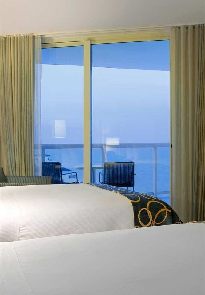 sofa blue property house Bedroom Suite home condominium curtain window treatment
