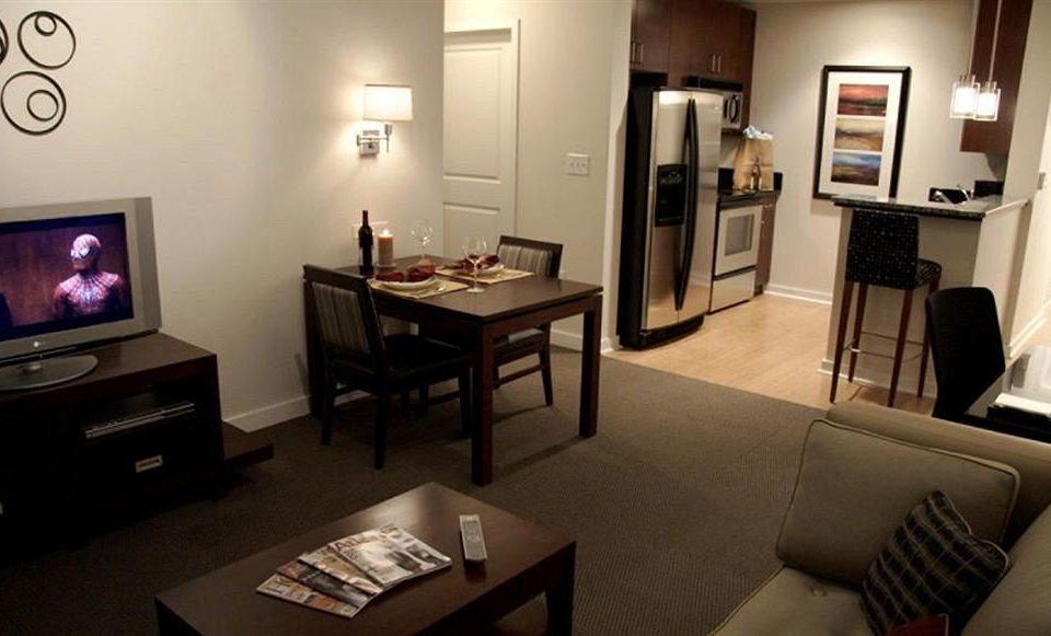 property building living room home Suite condominium Bedroom flat set