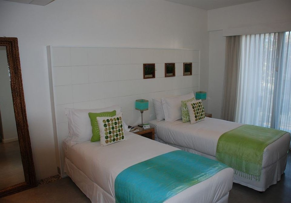 Bedroom green property building cottage Suite living room condominium lamp containing