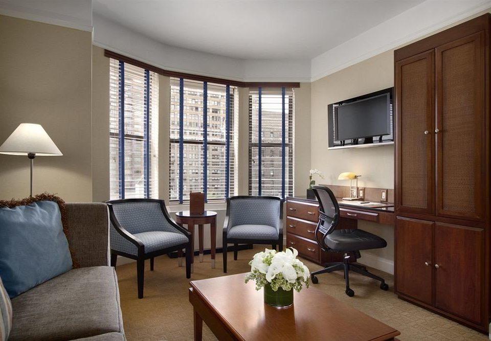 property chair living room Suite home Bedroom hardwood condominium nice cottage flat lamp