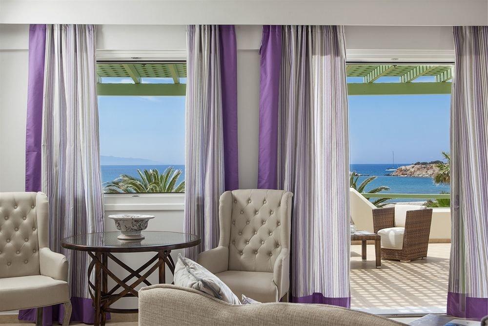 chair property curtain living room home window treatment condominium textile Suite Bedroom