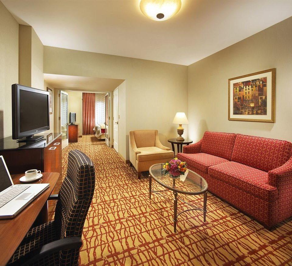 chair property Suite living room condominium cottage Bedroom