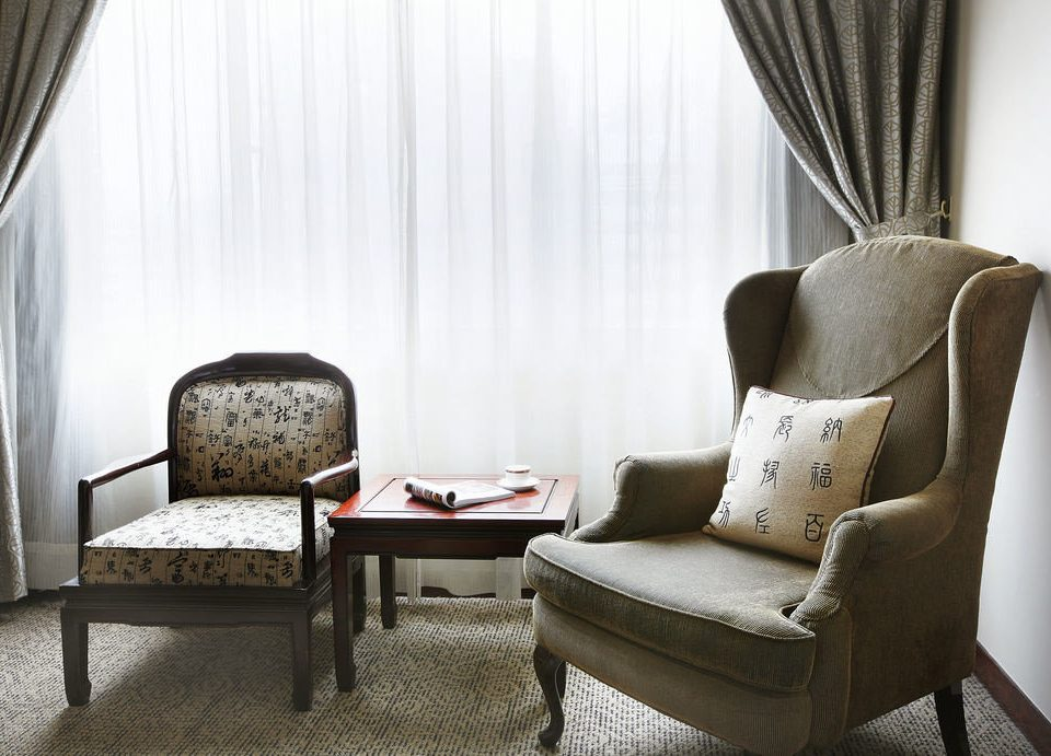 curtain chair property living room home Suite Bedroom cottage