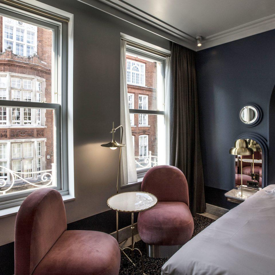chair home Bedroom Suite window treatment