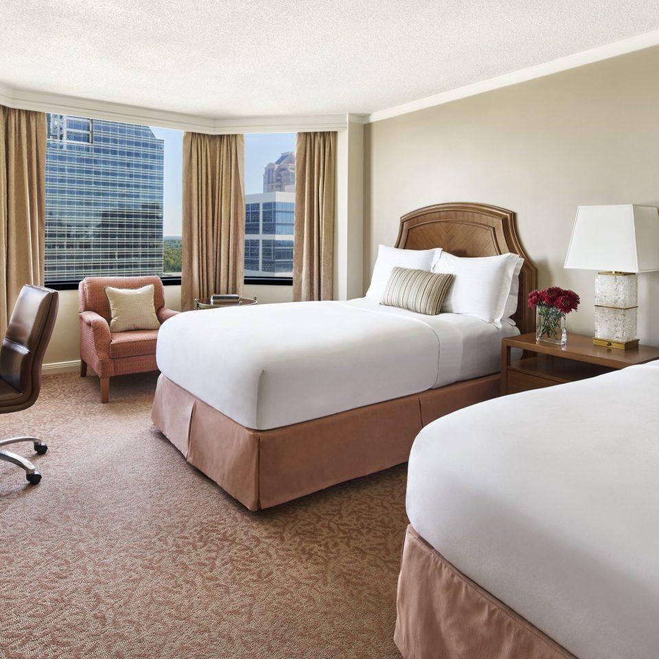 Suite Bedroom comfort containing