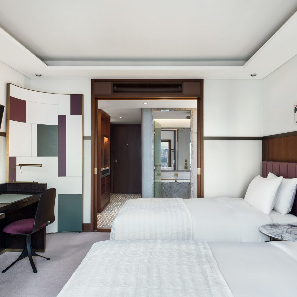 Bedroom Suite scene interior designer comfort