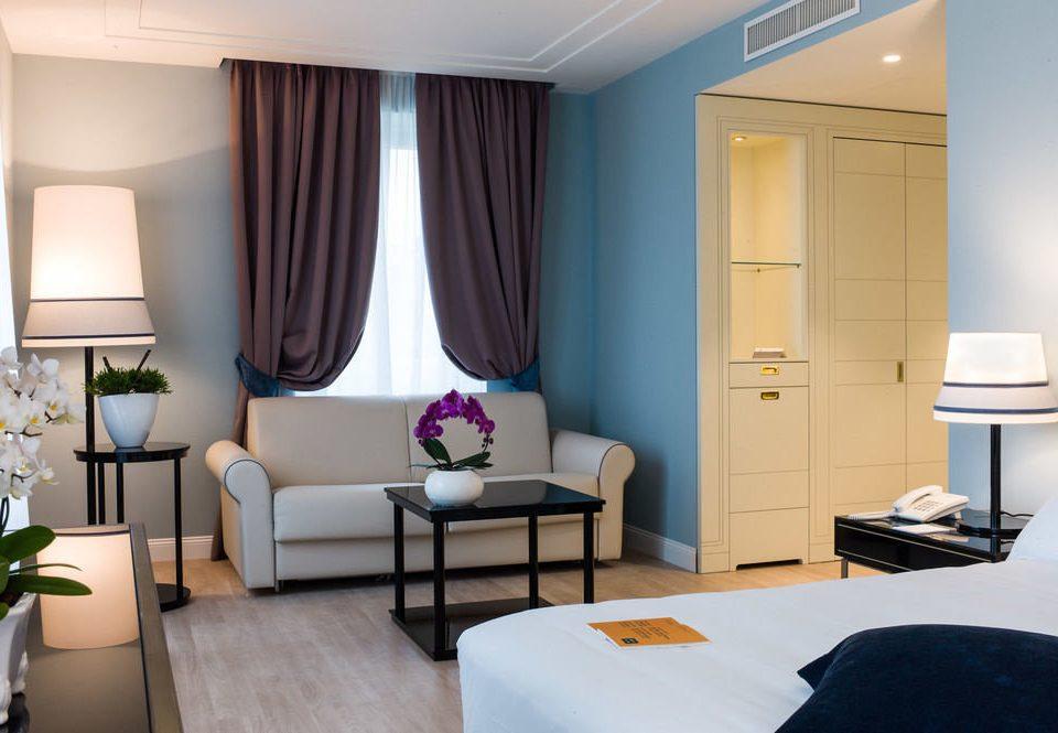 property Suite Bedroom living room condominium containing