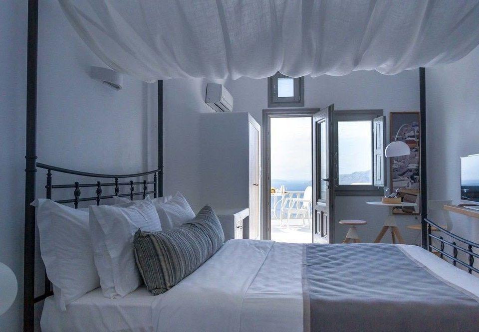 property Bedroom curtain scene white cottage condominium living room pillow loft Suite