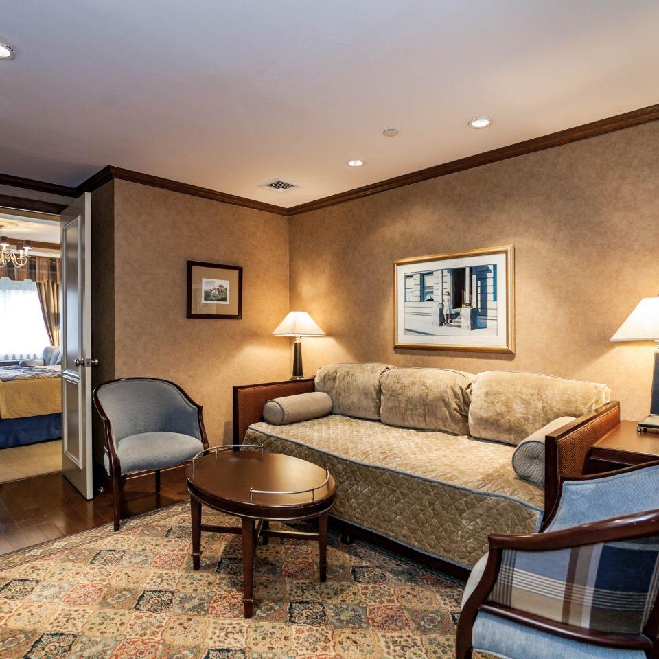 property Suite living room home cottage Bedroom condominium