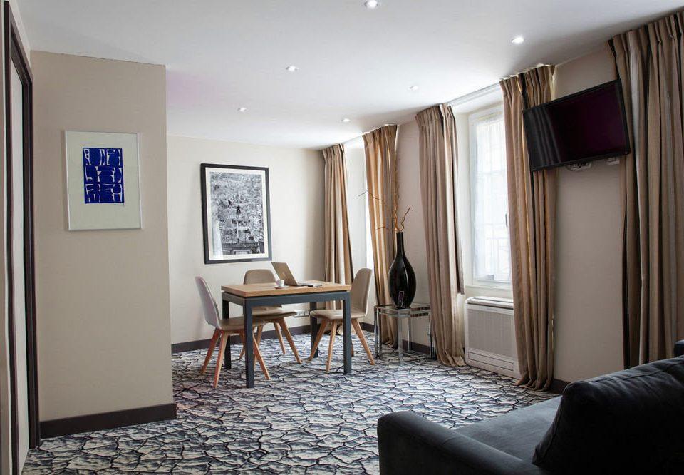 property scene home Suite living room condominium cottage Bedroom