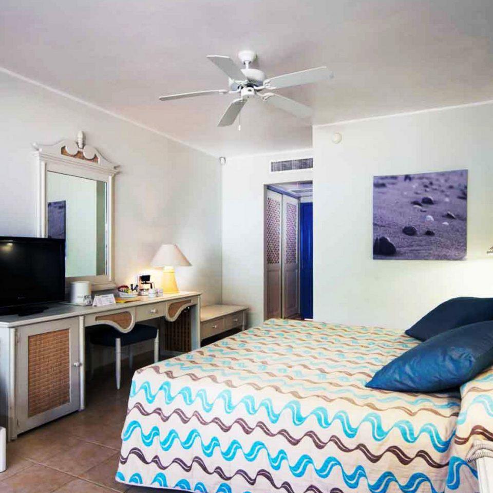 property Bedroom scene cottage condominium Suite living room