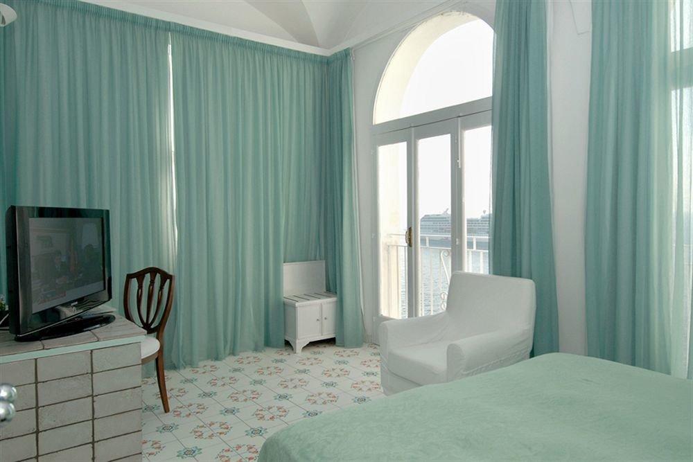 curtain property Suite living room home Bedroom window treatment textile cottage condominium