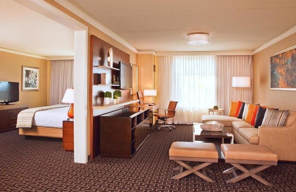 property Suite living room hardwood home Bedroom cottage condominium