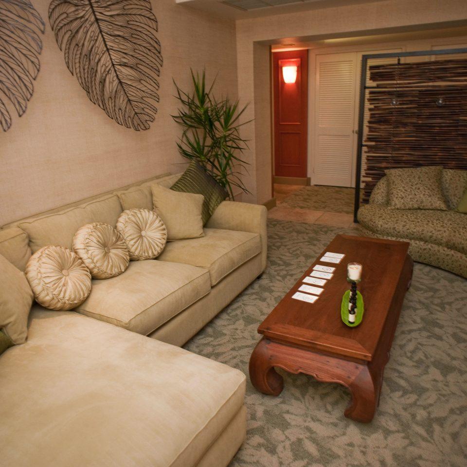 sofa property living room Suite home cottage Bedroom condominium pillow tan