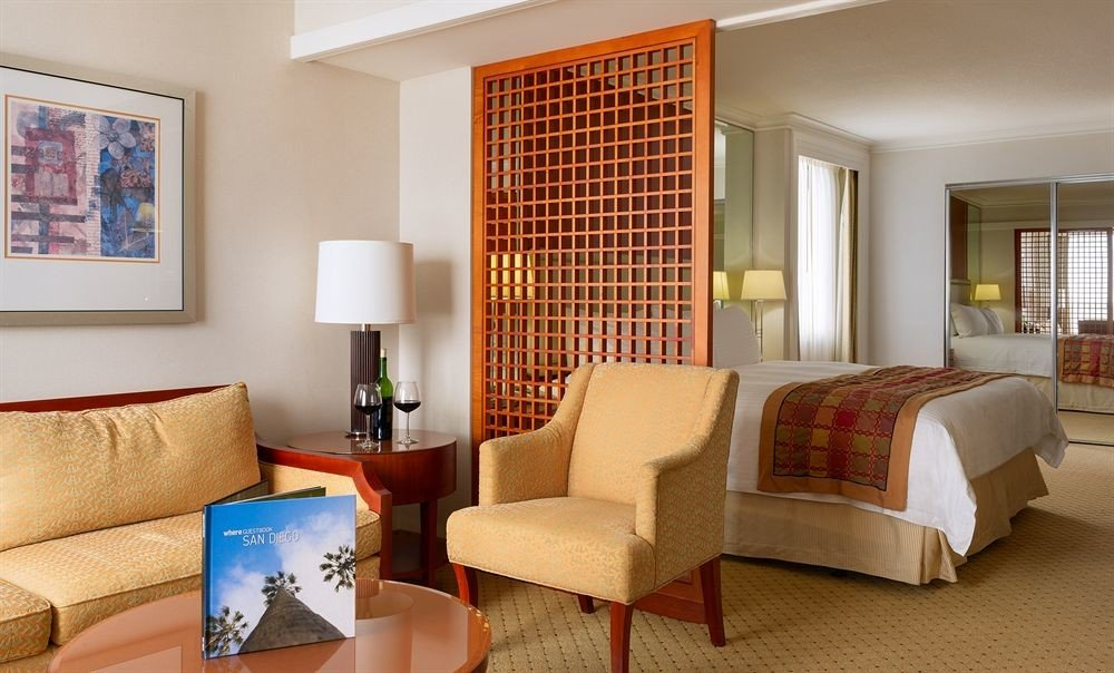 sofa property living room condominium Suite home hardwood cottage nice Bedroom rug flat lamp