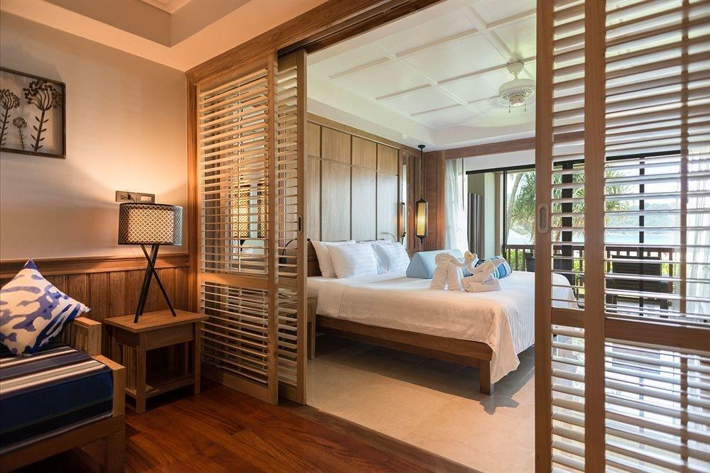 property living room hardwood home cottage condominium Bedroom Suite wood flooring