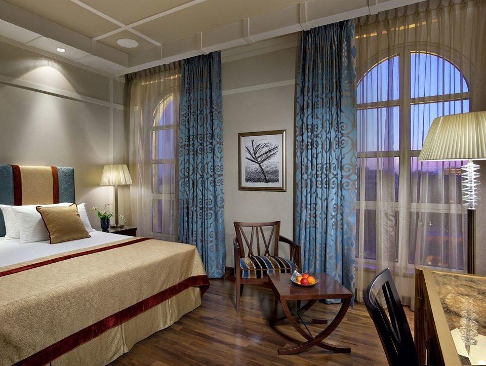 Bedroom property living room Suite curtain home window treatment condominium textile