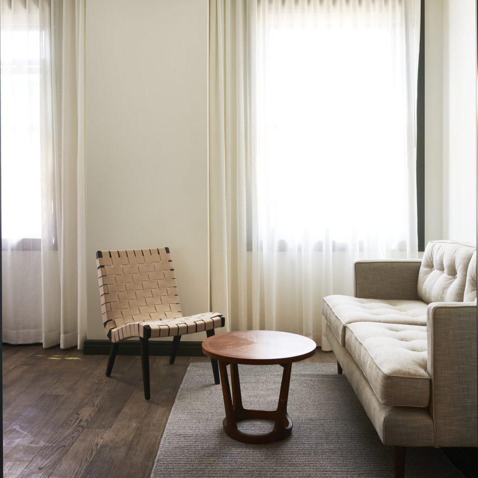 property Suite living room curtain home window treatment condominium Bedroom