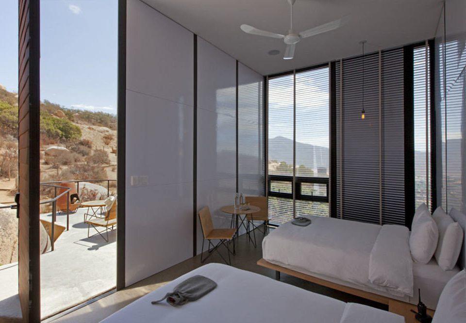 property condominium home daylighting Suite living room professional Bedroom