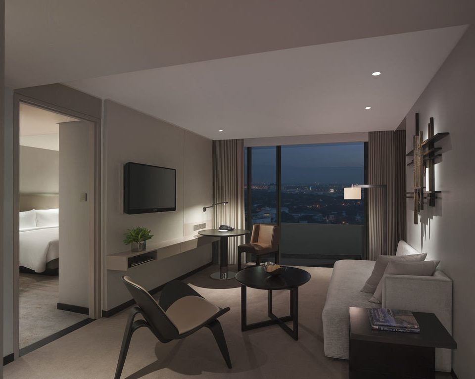 property living room condominium home lighting daylighting Suite Bedroom