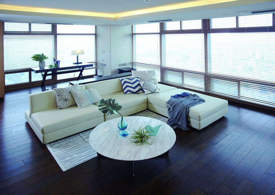 sofa property condominium living room Suite Bedroom flat