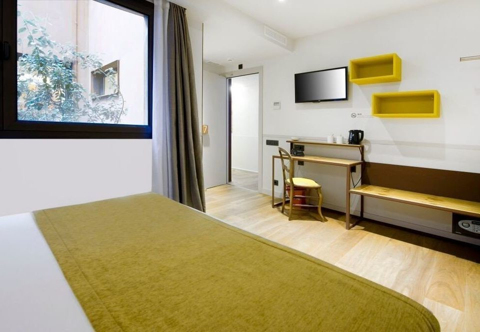 property Suite Bedroom yellow home living room condominium flooring flat