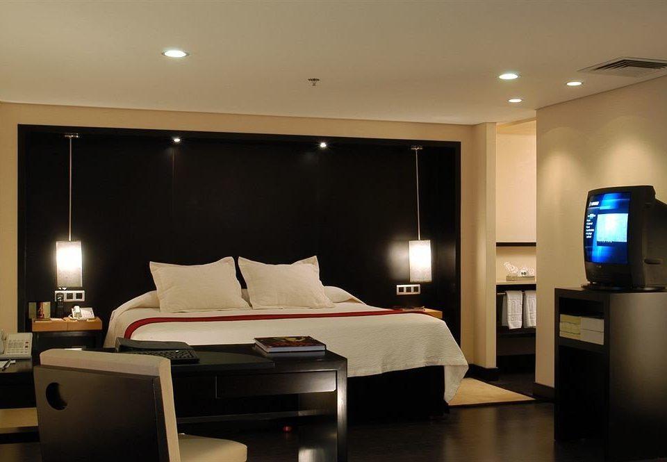 property Suite living room condominium flat Bedroom