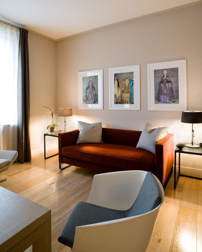 property living room Suite hardwood home Bedroom wood flooring condominium