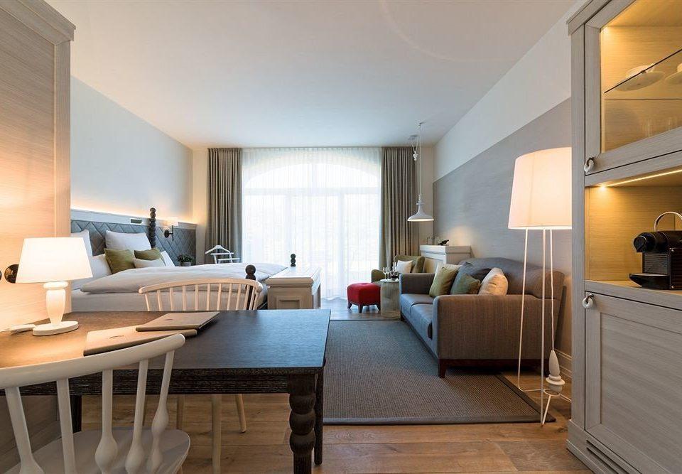property living room condominium Suite hardwood home wood flooring Bedroom