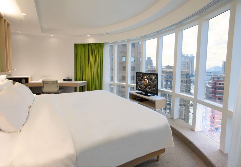 property living room condominium Suite home white Bedroom