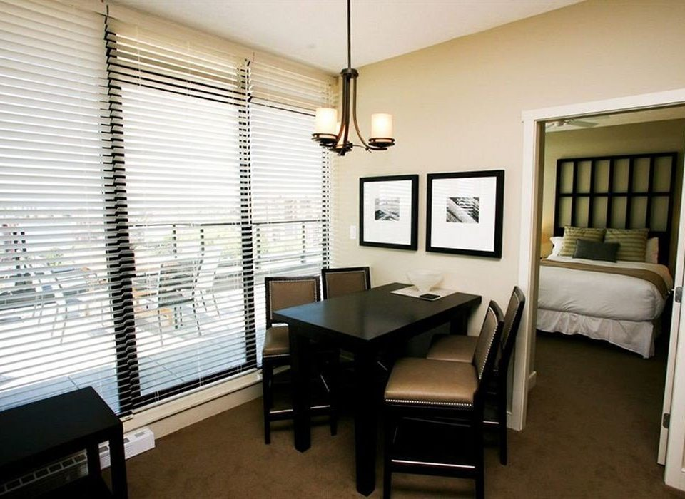 property condominium living room home Suite office window treatment Bedroom