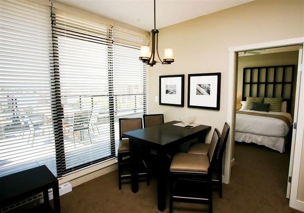 property condominium living room home Suite office window treatment Bedroom
