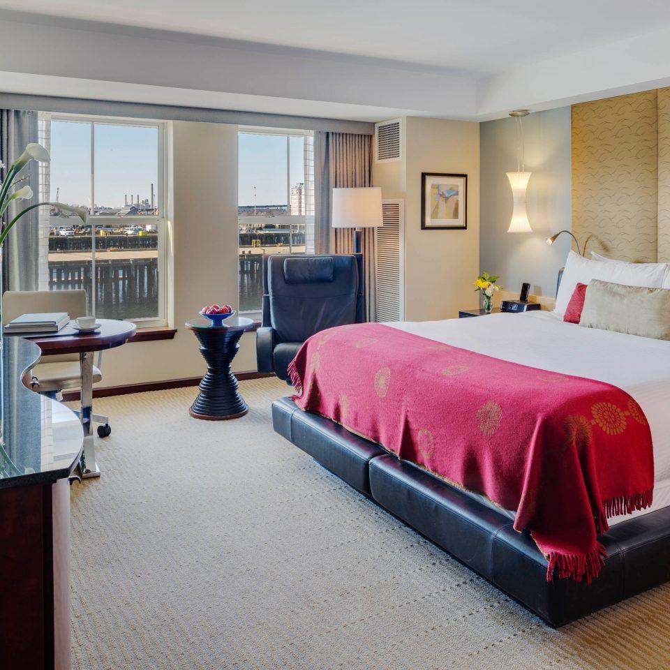 sofa property Bedroom Suite red home living room condominium