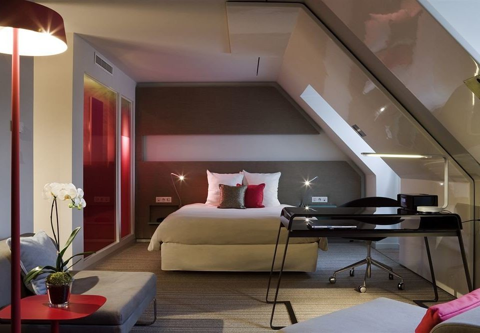 property living room Suite home loft condominium Bedroom