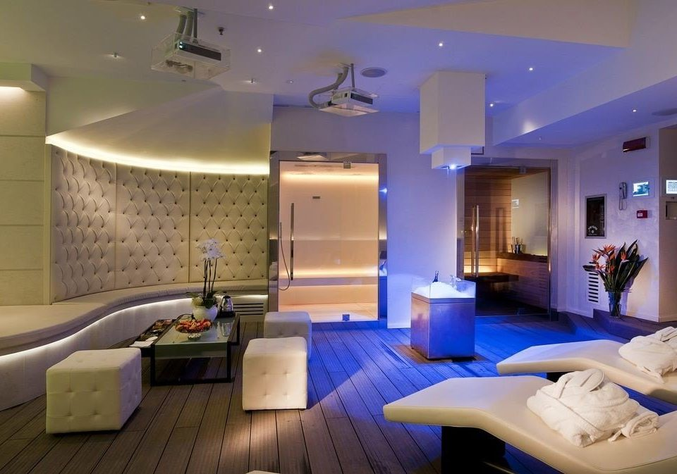 property condominium swimming pool Suite lighting living room Bedroom