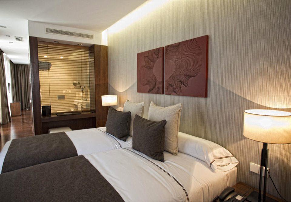sofa property Suite condominium living room Bedroom