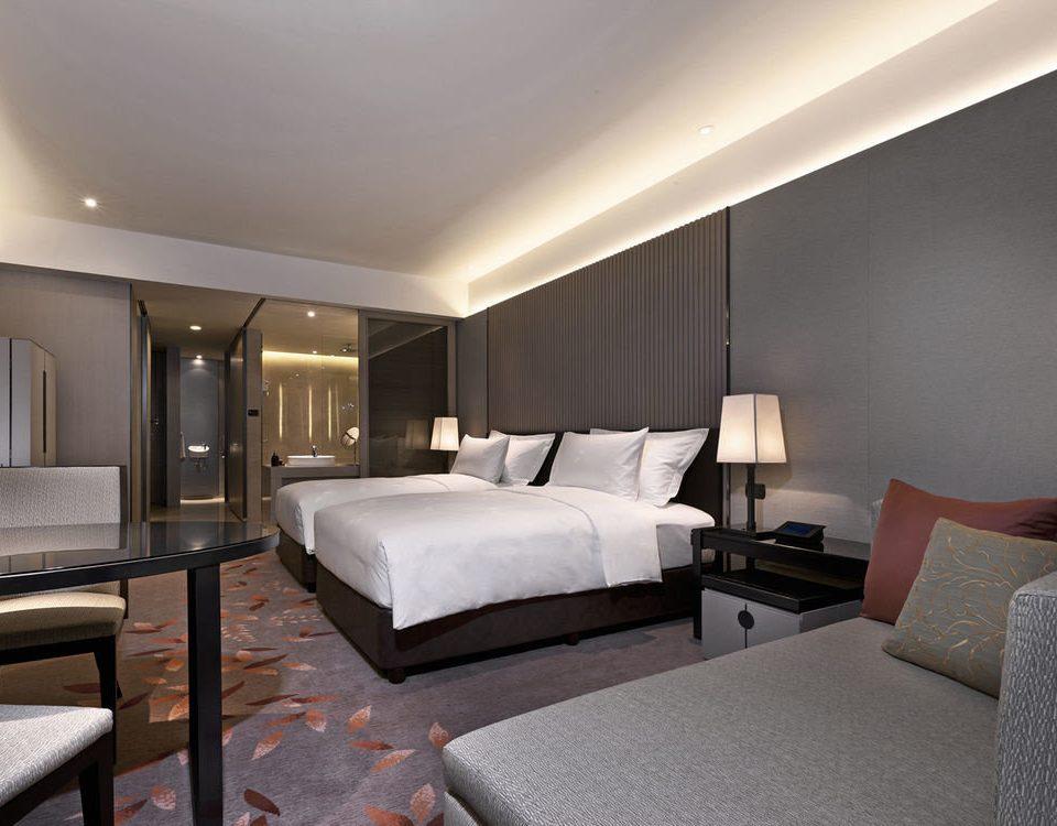 Bedroom property Suite living room condominium