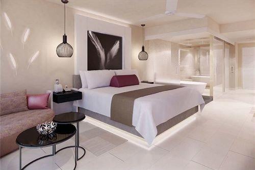 property living room Suite Bedroom condominium